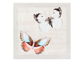 Canvas Mariposas 28 x 28 cm Attimo,,hi-res