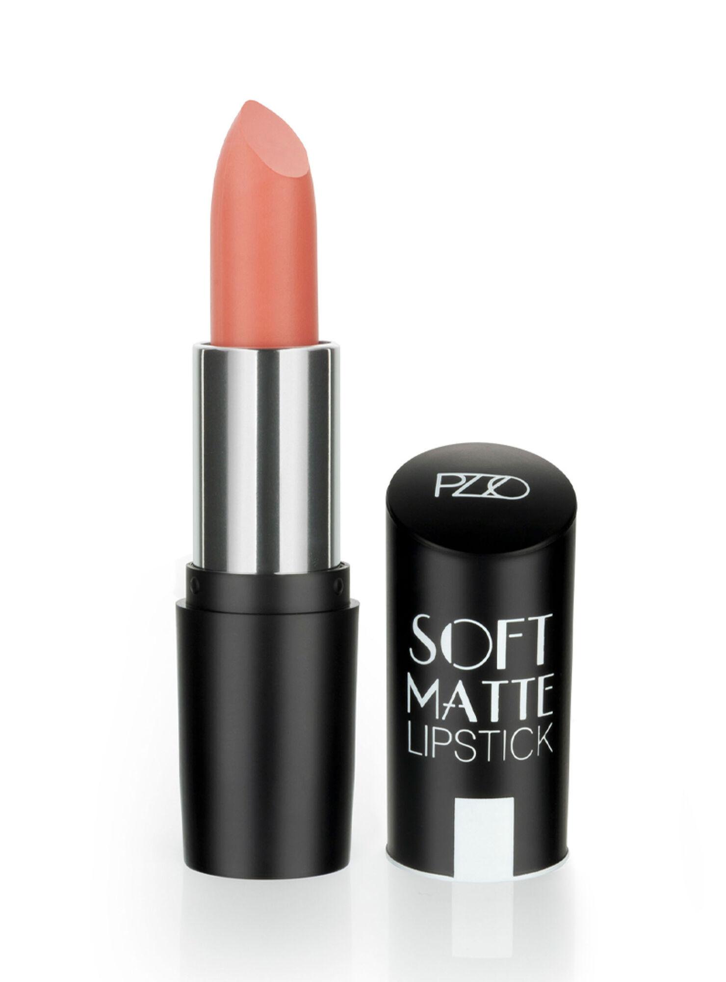 Labial Soft Matte Nude Rose Petrizzio - Maquillaje Labios