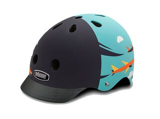 Casco Little Nutty Street Helmet Nutcase,Azul,hi-res