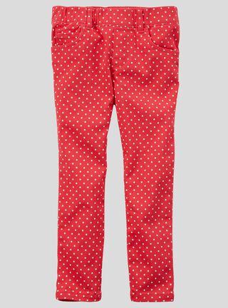 Pantalón Niña 4 A 8 Años Carter's,Diseño 1,hi-res