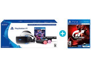 Accesorios PlayStation VR + Juego PS4 Gran Turismo Sport,,hi-res