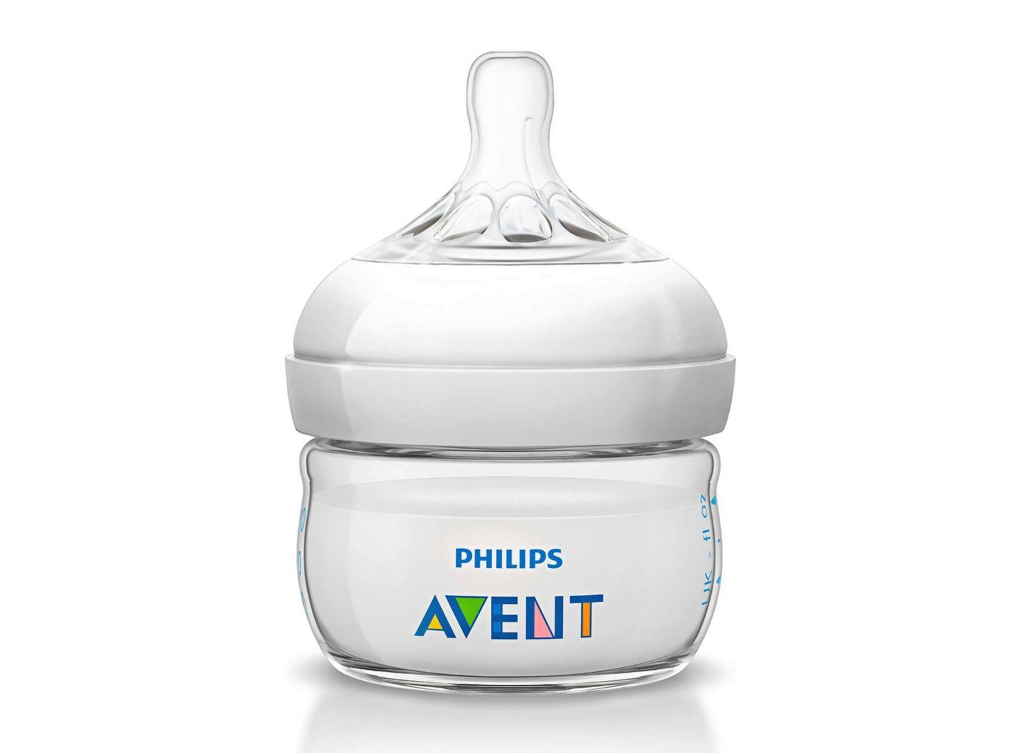 e7ea62ad9fe07 Mamadera Natural 60 ml Avent - Lactancia y Cuidado