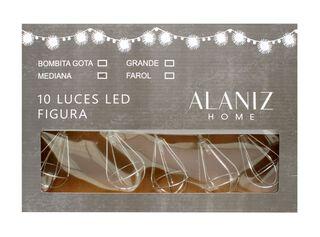 10 Luces Led Figura Med Alaniz Home,,hi-res