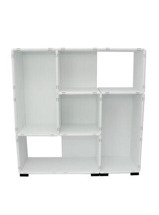 Mueble Modular Set de 15 + 6 Piezas Blanco Kab Möbel,,hi-res