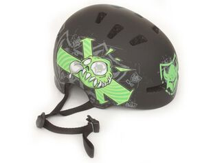 Casco TSG Art Design New Guy L/XL,Negro,hi-res