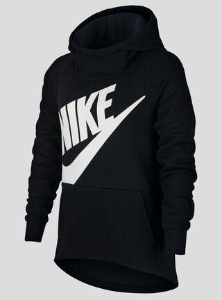 Polerón Nike Sportswear Niña,Negro,hi-res