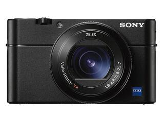 Cámara Sony Semiprofesional Dsc-rx100m5 Negro,,hi-res