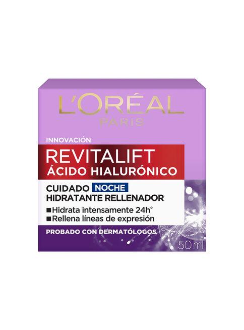 Crema%20Revitalift%20Acido%20Hialuronico%20Noche%2050%20ml%20L'Or%C3%A9al%20Paris%2C%2Chi-res