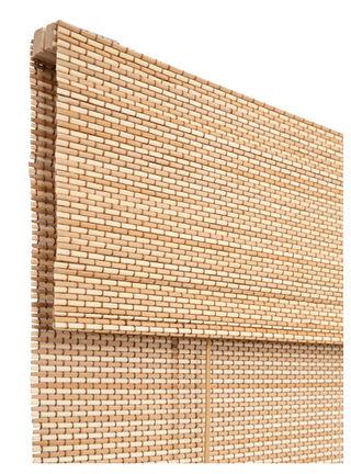 Cortina Bamboo Chantilly 120X165 Cafe,,hi-res