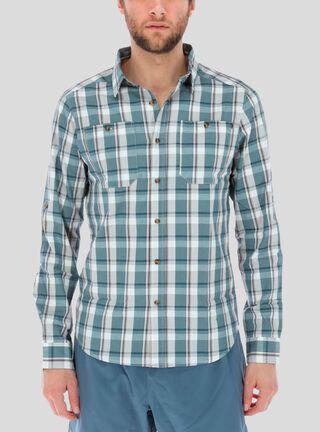 Camisa Lifestyle Merrell,Azul,hi-res