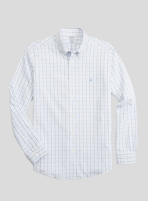 Camisa%20Cuadros%20Regent%20Wp%20Brooks%20Brothers%2CBlanco%2Chi-res