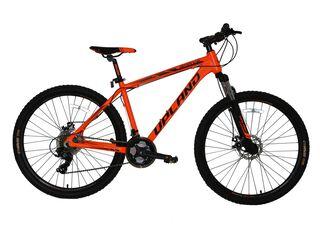 Bicicleta MTB Upland Man Mechd Aro 27.5,Naranjo Flúor,hi-res