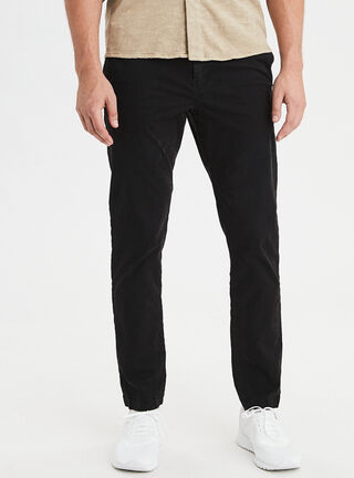 Pantalón Slim Ne(X)T Level American Eagle,Negro,hi-res