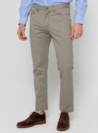 Pantalón 5 Pocket Básico TT Arrow,Gris,hi-res