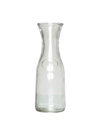 Botella de Vidrio Vintage Sarah Miller,,hi-res