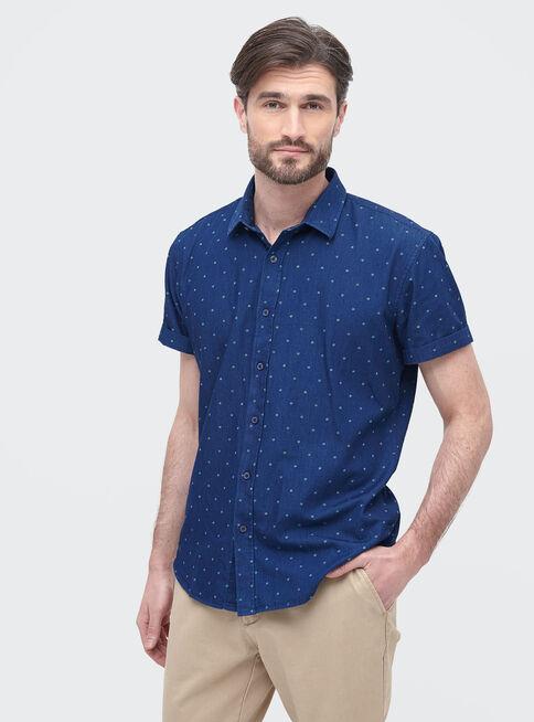 Camisa%20Manga%20Corta%20Puntos%20Print%20Legacy%2CAzul%20Oscuro%2Chi-res
