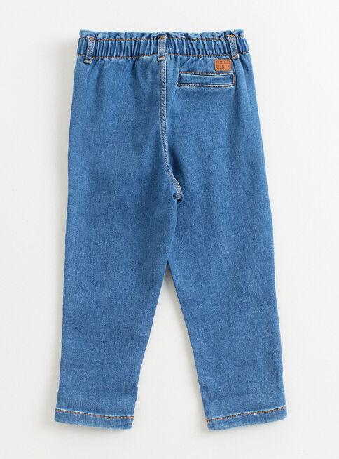 Jeans%20Knit%20Denim%20Ni%C3%B1a%20Bolsillos%20Tribu%2CAzul%20El%C3%A9ctrico%2Chi-res