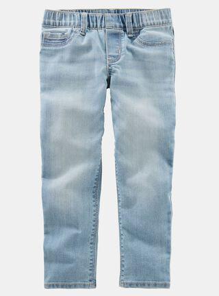 Jeans Niña 4 A 14 Años OshKosh B'Gosh,Azul,hi-res