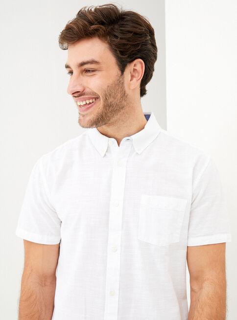 Camisa%20Manga%20Corta%20Lino%20Rainforest%2CBlanco%2Chi-res