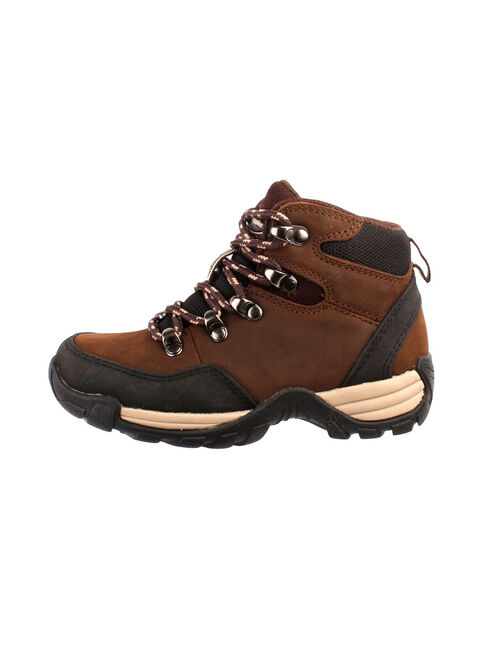 Zapatilla%20Outdoor%20Hush%20Puppies%20Unisex%20Gepard%2CCaf%C3%A9%20Oscuro%2Chi-res
