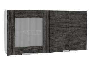 Muebles de Cocina Fendi Rovere Gris Interior + Superior + Auxiliar TuHome,,hi-res