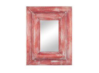 Espejo Yelcho Rojo Attimo 45 x 35 cm,,hi-res