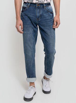 Jeans Focalizado Macky Lee,Azul Petróleo,hi-res
