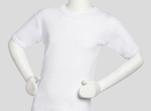 Camiseta%20Algod%C3%B3n%20Cuello%20Polo%20Manga%20Corta%20T2-4-6-8%20Tais%2CBlanco%2Chi-res