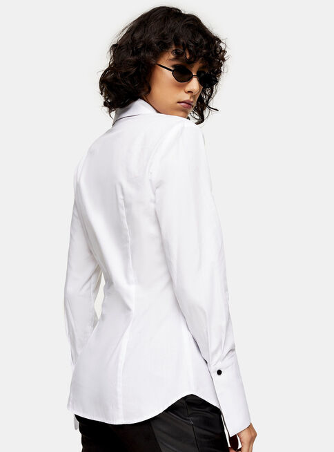 Camisa%20IDOL%20White%20Contrast%20Topshop%2C%C3%9Anico%20Color%2Chi-res