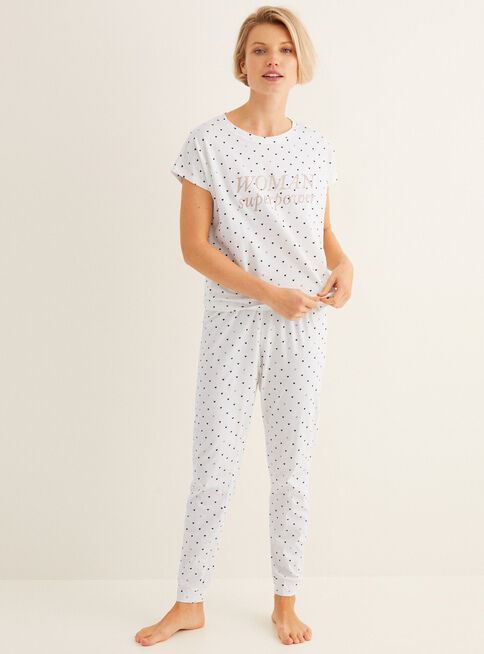 Pijama%20Daily%20Hearts%20Puntos%20Women'Secret%2CCanela%2Chi-res