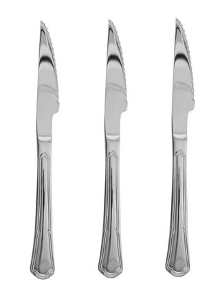 Set de 6 Cuchillos Acsa Steak Knife 26 x 4 cm,,hi-res