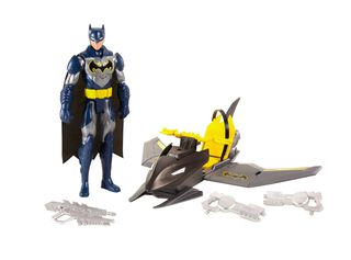 Liga de la Justicia Batman y Batimoto,,hi-res