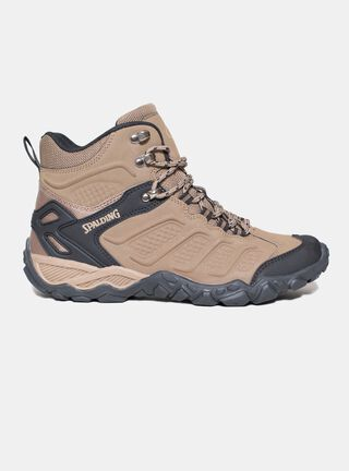 Zapatilla Spalding Magma High Men I Outdoor Hombre,Café,hi-res