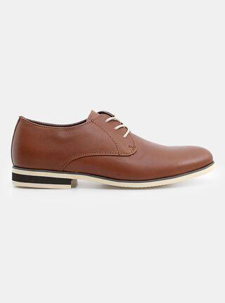 Zapato Casual Alaniz Suela Bicolor,Café Claro,hi-res