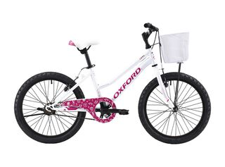 Bicicleta Niña Beauty Oxford  BM2016 Aro 20 Hasta 150 cm,Blanco,hi-res