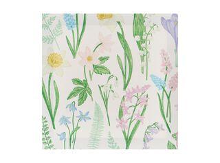 Cuadro Canvas Flores Attimo 28 x 28 cm,Diseño 4,hi-res