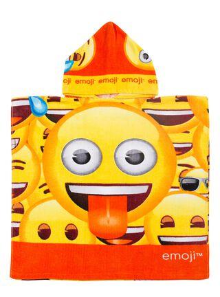 Toalla de Playa Capucha Emoji Tongue 60 x 60 cm,,hi-res