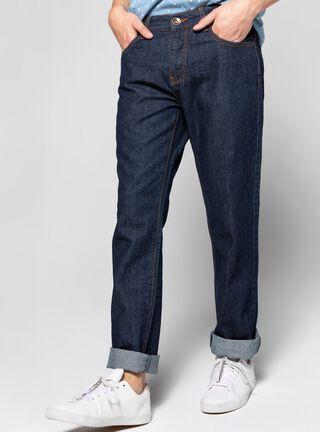 Jeans Clásico Unlimited Azul Oscuro,Azul Oscuro,hi-res