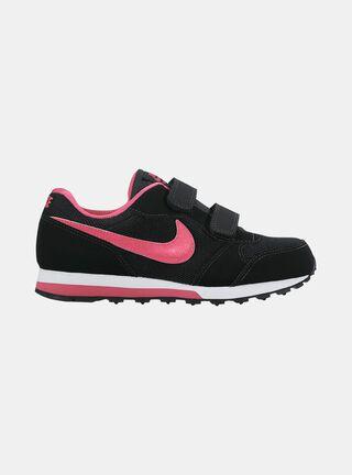 Zapatilla Nike Runner 2 Urbana Niña,Negro,hi-res