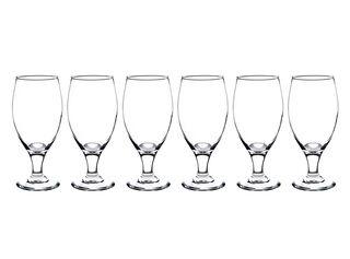 Set 6 Copas Cervezas Belguim Libbey,,hi-res