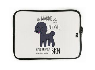 Porta Ipad Poodle PetFy,Negro,hi-res