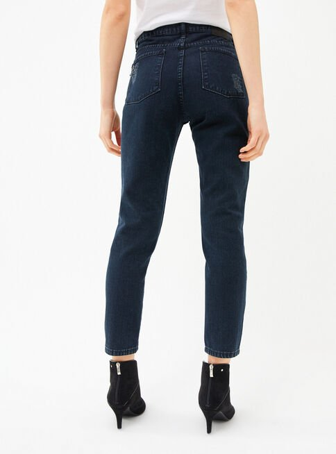 Jeans%20Boyfriend%20Paula%20Cahen%20D'Anvers%20Rasgado%20Placard%20%2CAzul%20Oscuro%2Chi-res