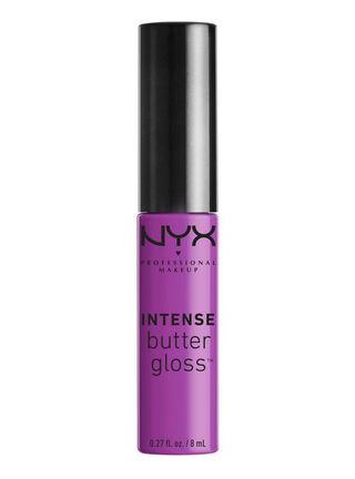 Brillo Labial Intense Butter Gloss Berry Strudel NYX Professional Makeup,,hi-res