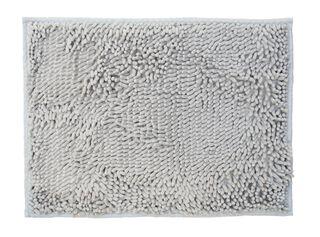 Piso de Baño Microfibra Ball Aspen 40 x 55 cm,Gris,hi-res