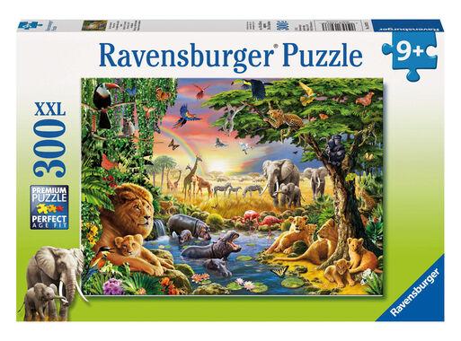 Puzzle%20Xxl%20Atardecer%20En%20La%20Cascada%20300%20Piezas%20Ravensburger%20-%20Caramba%2C%2Chi-res