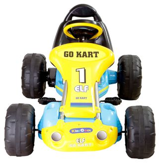 Go Kart a Pedales Azul Kidscool,,hi-res