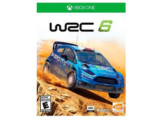 Juego Xbox One WRC 6: World Rally Championship,,hi-res