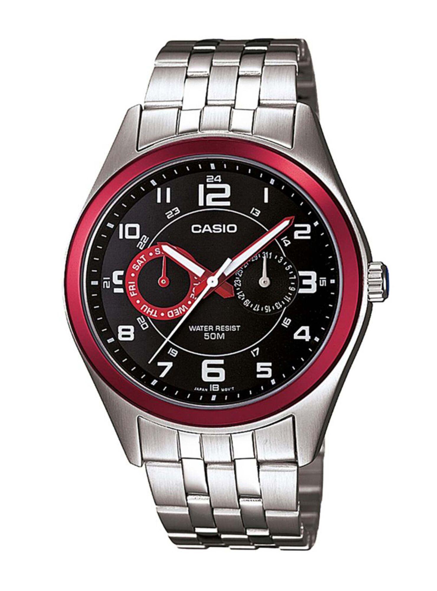 d0987de81f31 Reloj Hombre MTP-1353D-1B2VDF Casio en Relojes