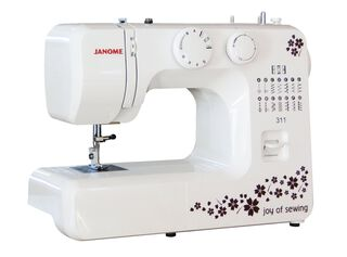 Máquina de Coser Janome 311 Joy of Sewing Floral,,hi-res