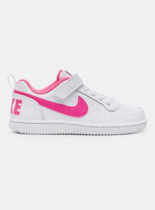 Zapatilla Nike Court Borouch Urbana Niña,Blanco,hi-res
